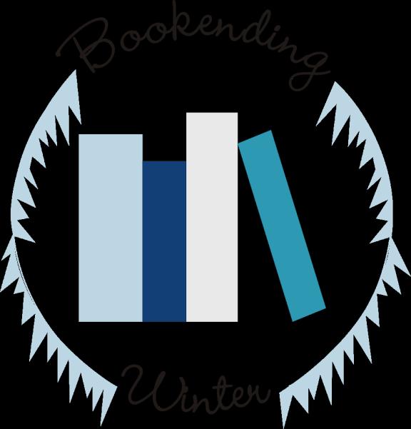 Bookending Winter logo