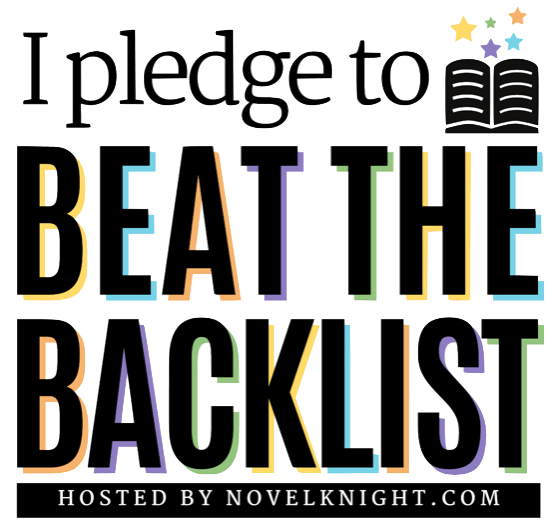 Beat the Backlist pledge