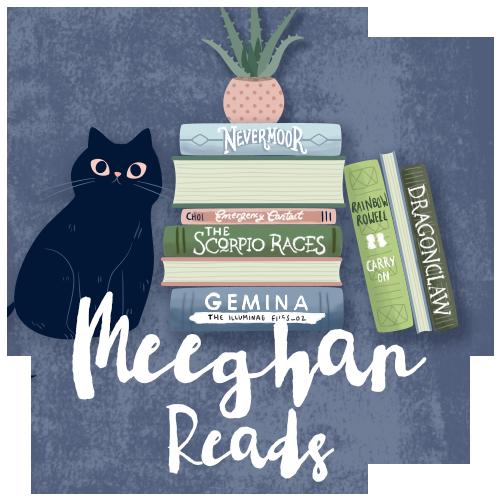 Meeghan reads